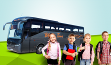 Coach hire for education